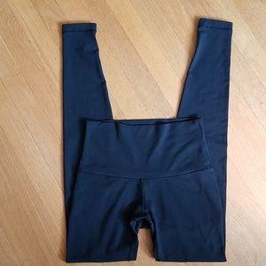 Lululemon wunder under high rise leggings